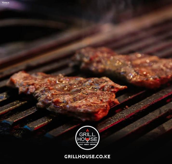 Grill House - Choma na Ngoma