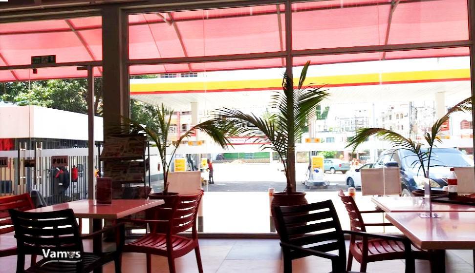 Pizza Inn & Chicken Inn- Nyali Shell