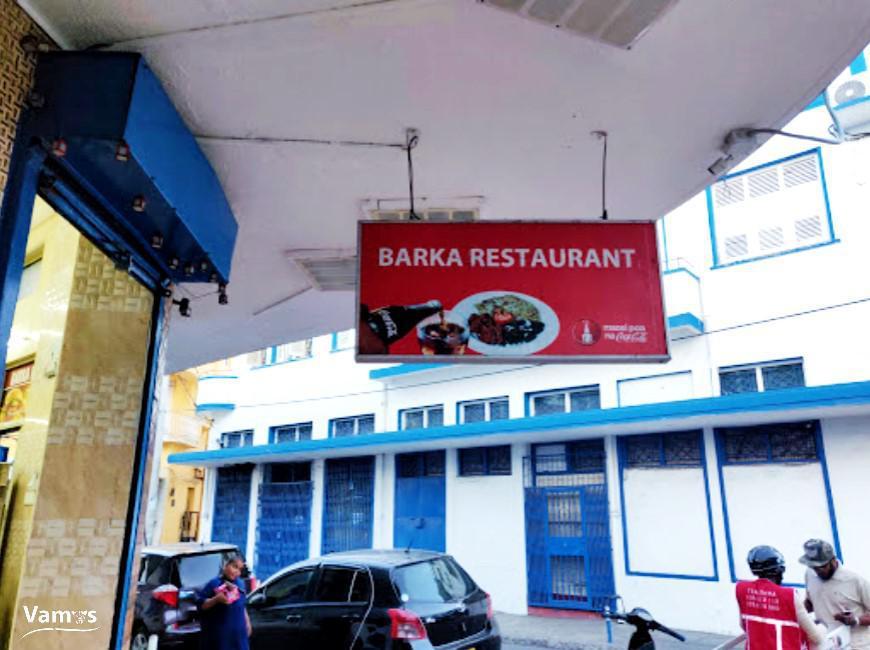 Feast at Barka Restaurant-Mombasa