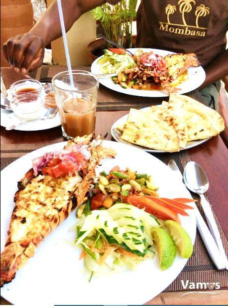 Dine at Forodhani Restaurant