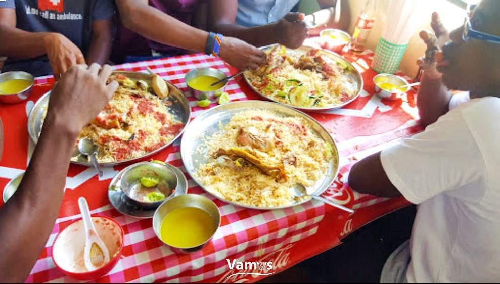 Mombasa Oasis Restaurant