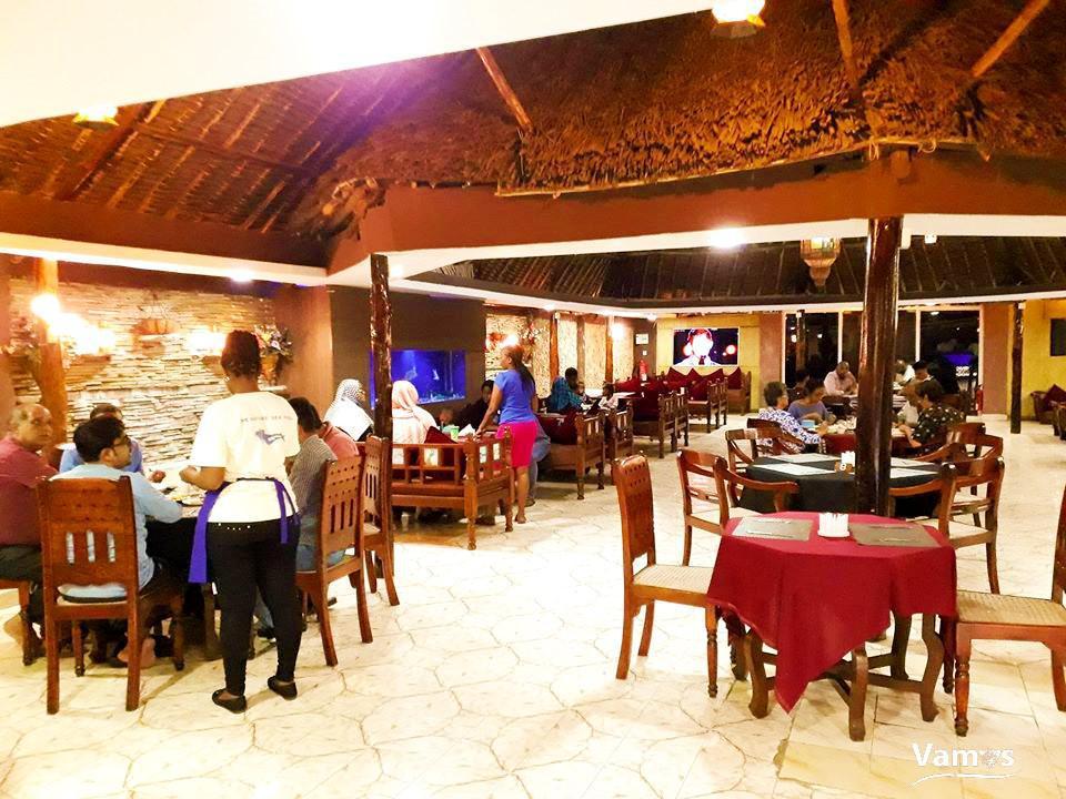 Oceanic Seafood Restaurant