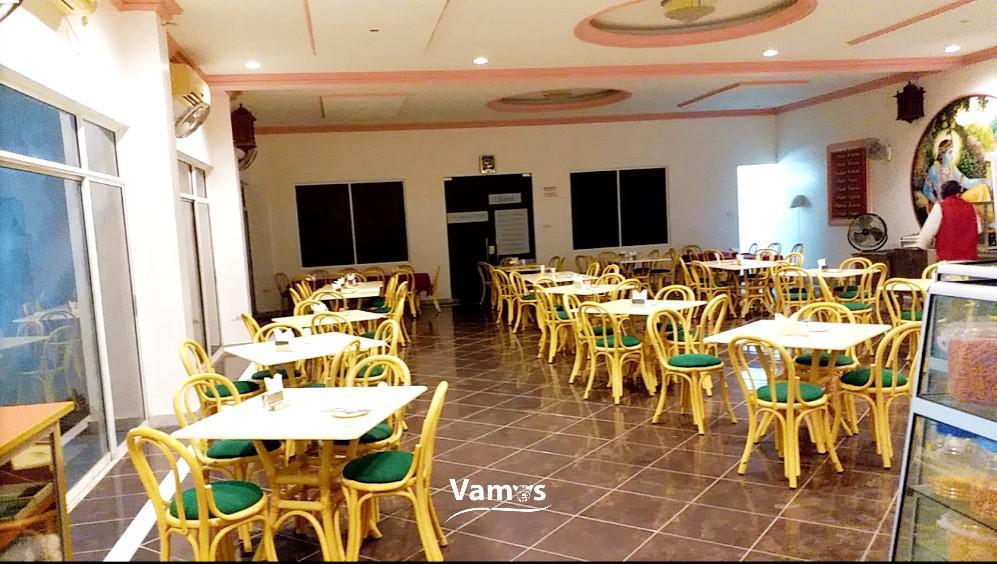 Govinda's vegetarian Restaurant, Ganjoni