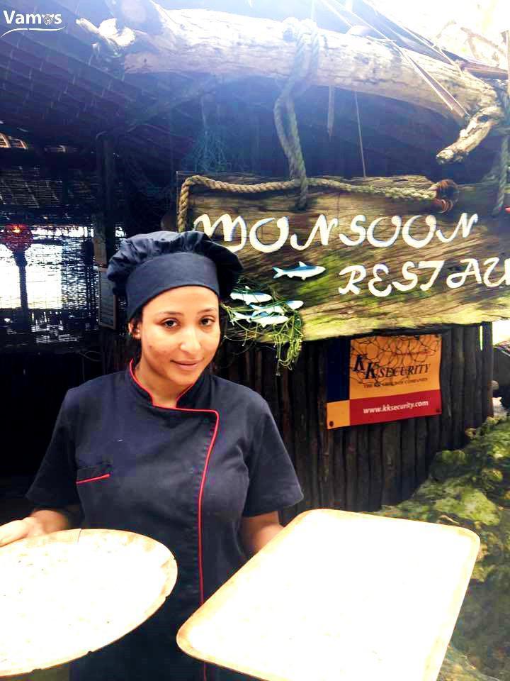 Monsoons Restaurant -