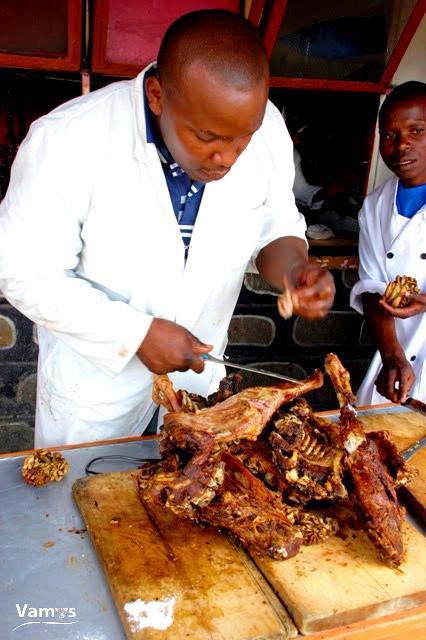 Kikopey - Great Nyama Choma stop