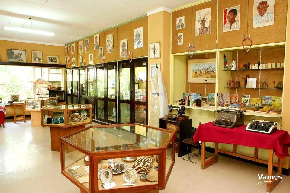 Elsamere Conservation Centre