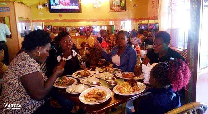 Mother's Kitchen - Kenyan food