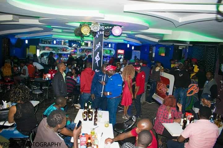 Blaze Bar - Party spot!
