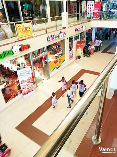 The Gate Mall Outlets -Naivas Ukunda