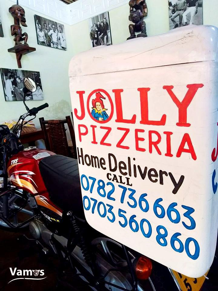 Jolly Bar Pizzeria