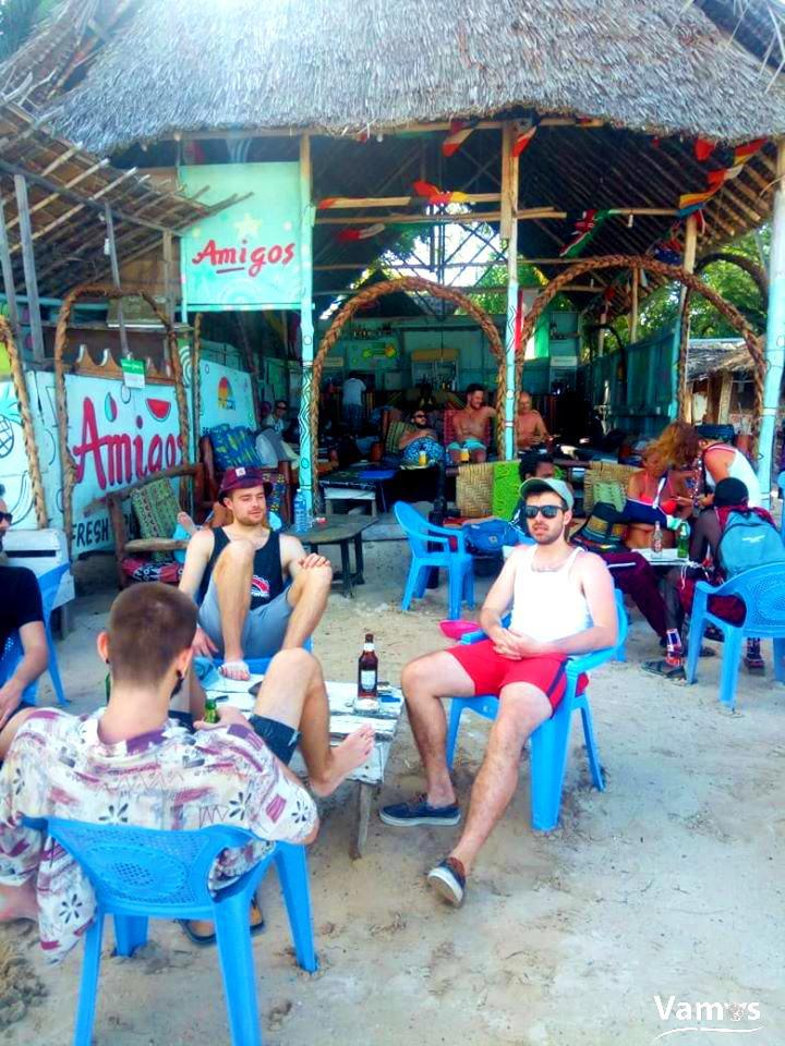 Amigos Beach Bar And Restaurant