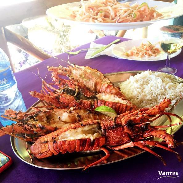 Mwaepe Fisherman Beach Restaurant