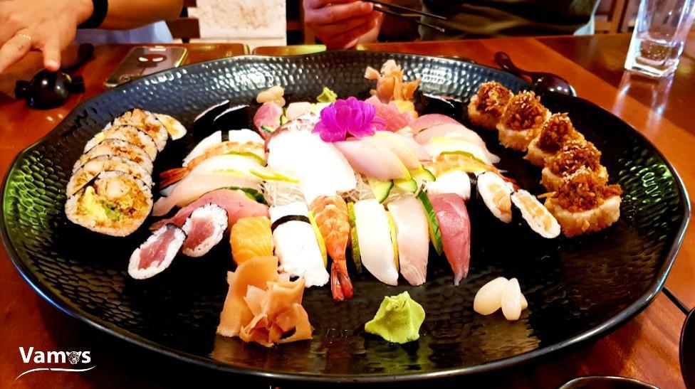 Shashin-ka, Japanese Restaurant