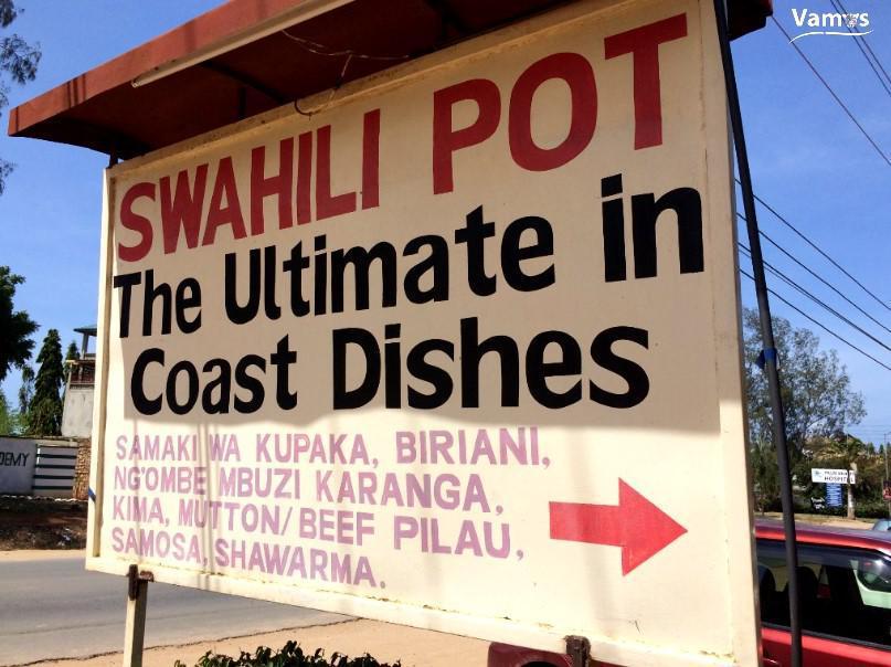 Swahili pot