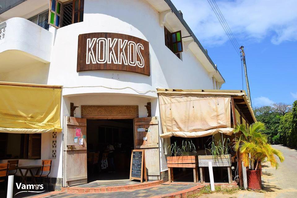 Kokkos Cafe And Bistro