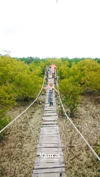 Kirepwe Island Mida Creek