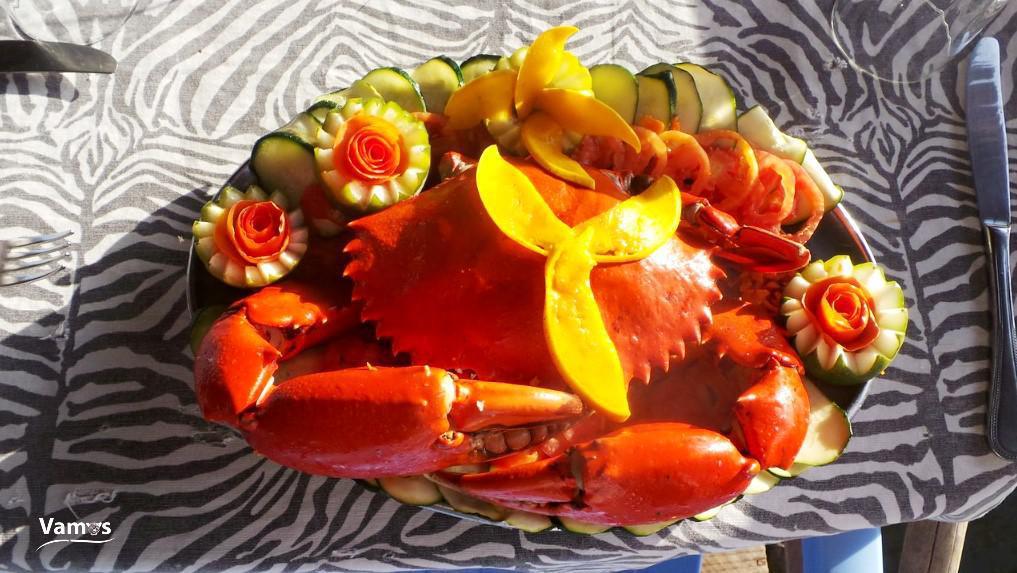 Crab Shack Dabaso, Mida Creek