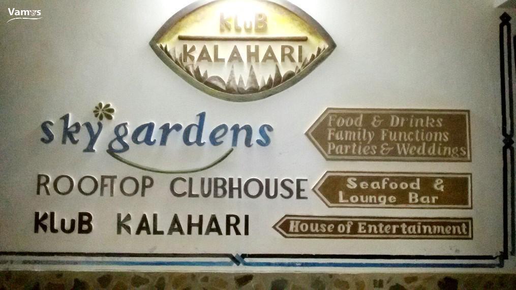 Klub Kalahari, Watamu