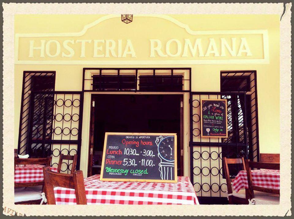 Hosteria Romana Watamu