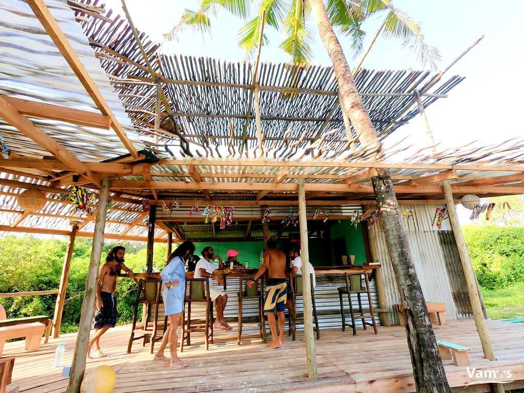 Salty's KiteSurfing Village, Beach Bar and Restaurant