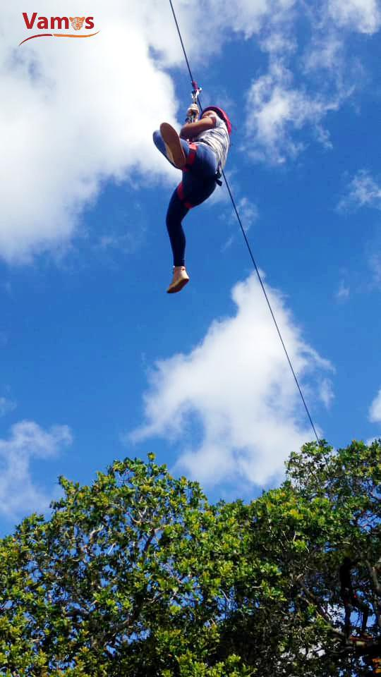 Stage Park, Zip Lining in Malindi