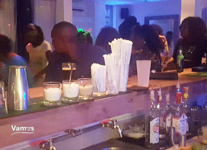 Vintage Lounge Bar