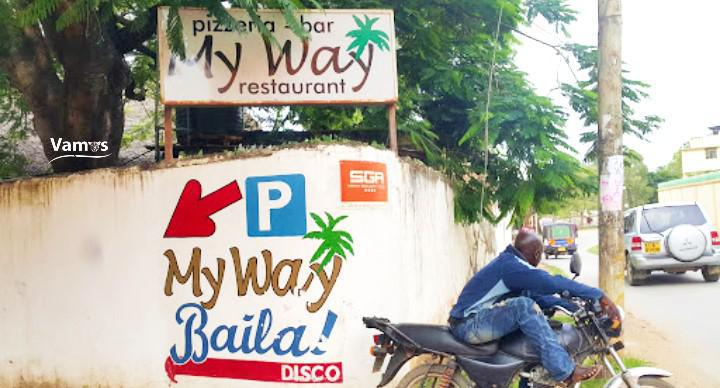My Way Bar & Restaurant