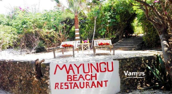 Mayungu Beach & Restaurant