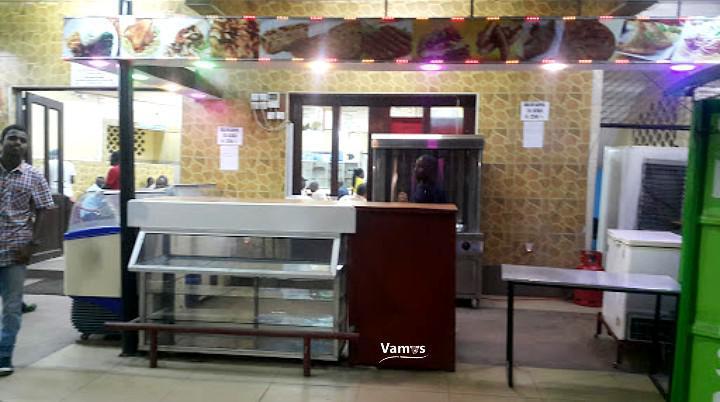 Shukrani Cafe