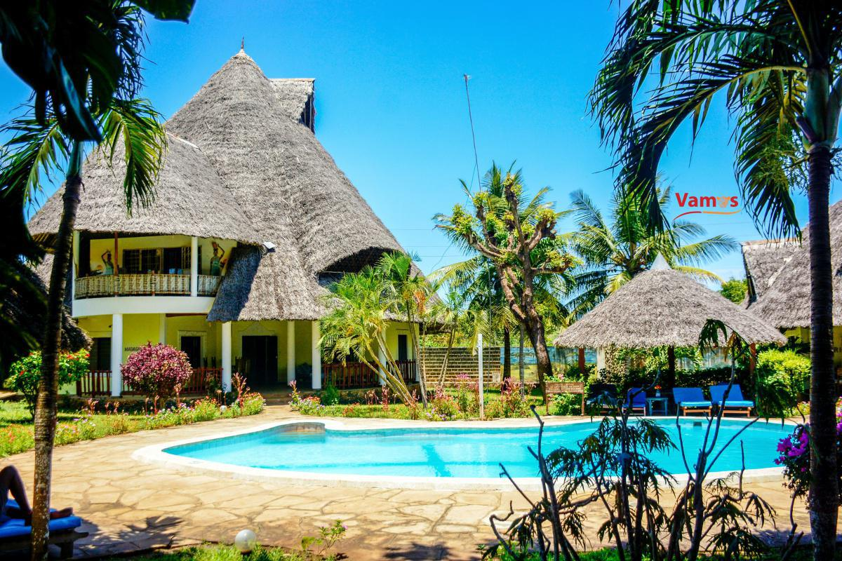 Diani Beach Combo Group Trip, from 5299 3 Days 2 Nights