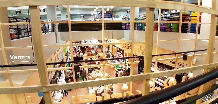 Shujaa Mall/Sosian Estate
