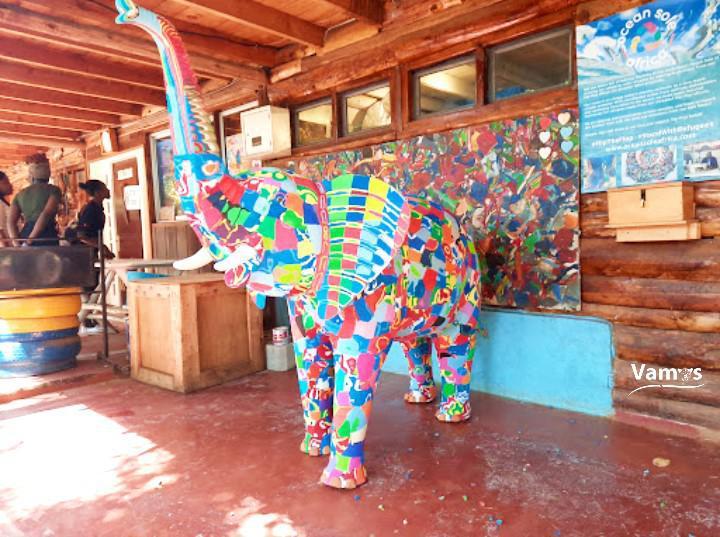 Karen Village, Arts center
