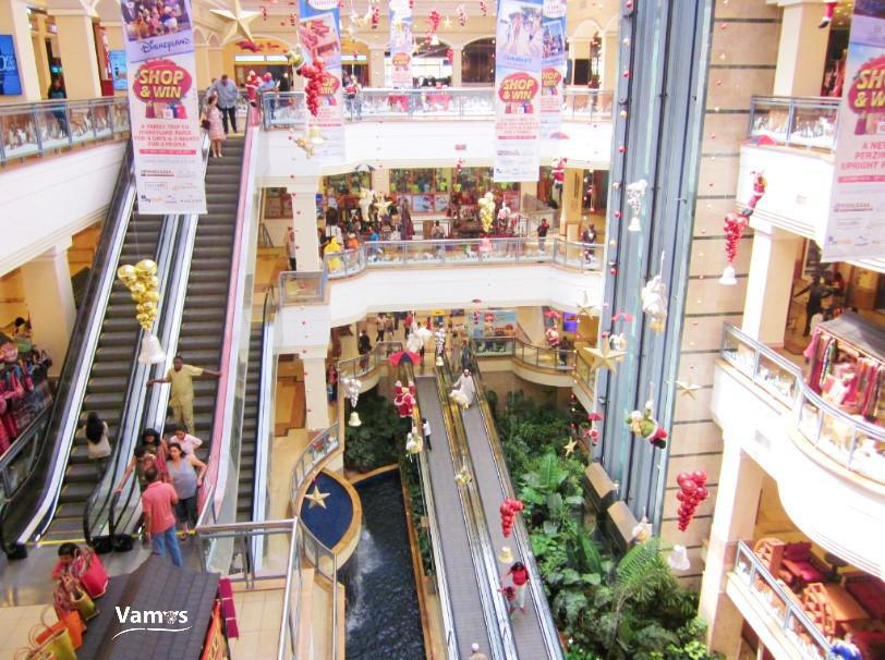Westgate Shopping Mall