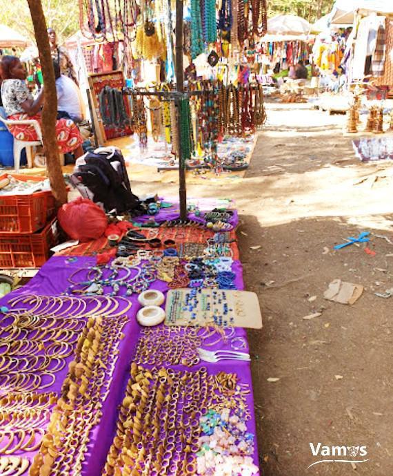 Maasai Market