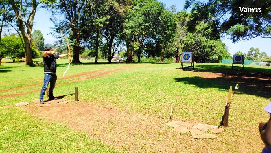 Paradise Lost, Kiambu