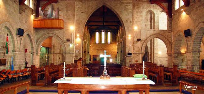 All Saints Cathedral, Nairobi