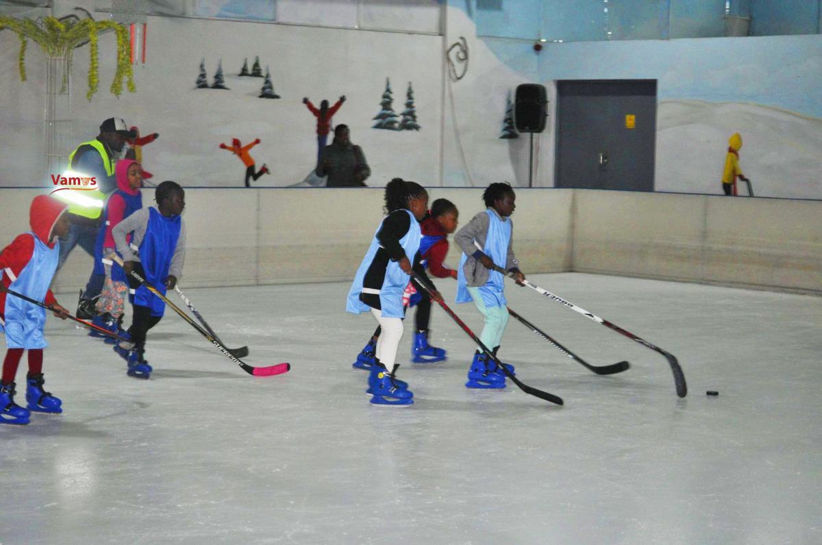 Panari Ice Skating Rink