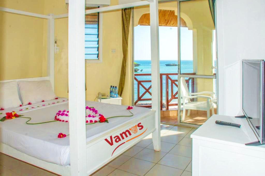 Watamu Beach front front KES 6999 for 3 Days