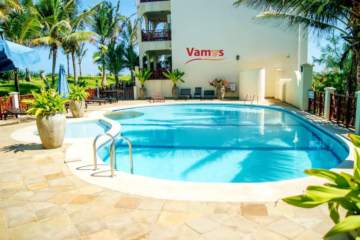 Stay in the luxurious beachfront apartments from 2749 Per Person!