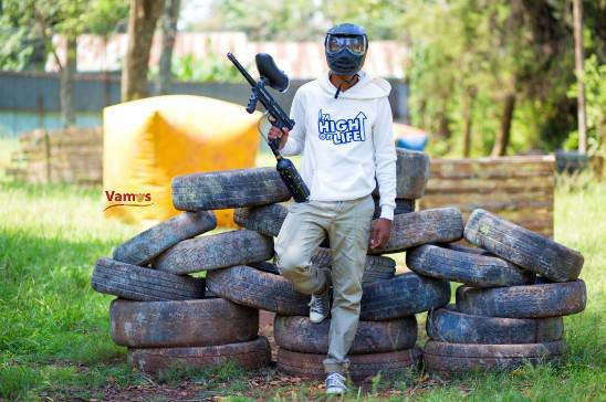 Paintball Fury - Kenya - Fun!