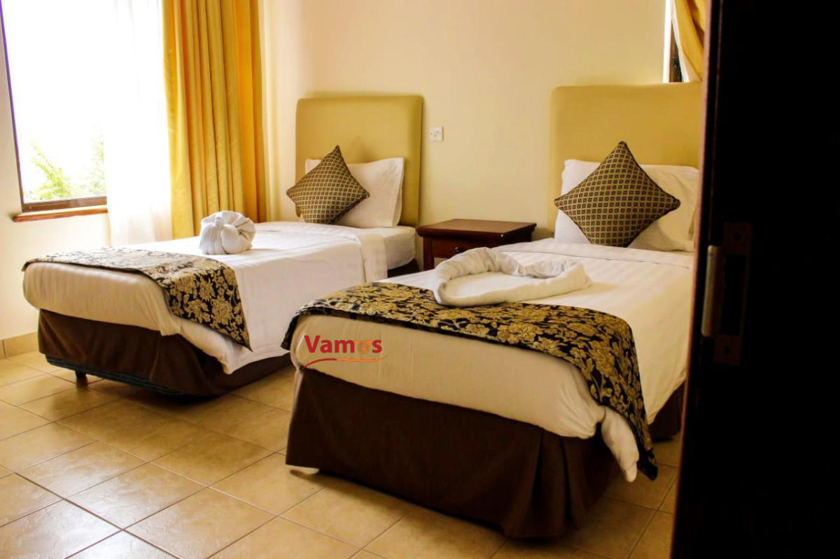 Stay at Impala Suites Nyali from 3899 PP for 3 Days 2 Nights