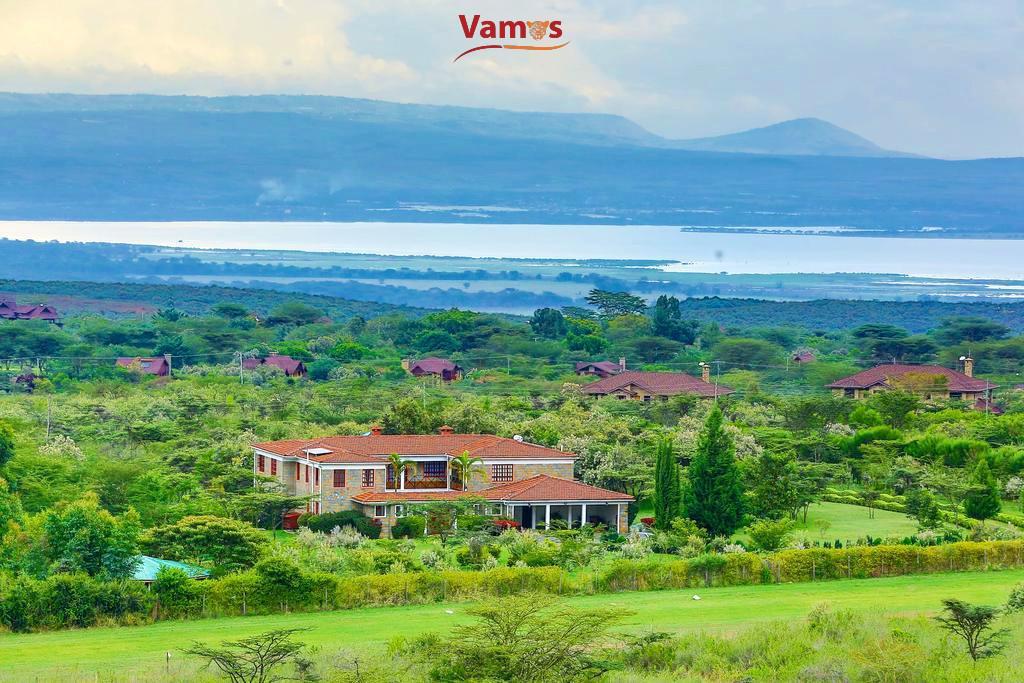 5 Bedroom Mansion, Green park Naivasha! From 3450 PP 2 Days 1 Night