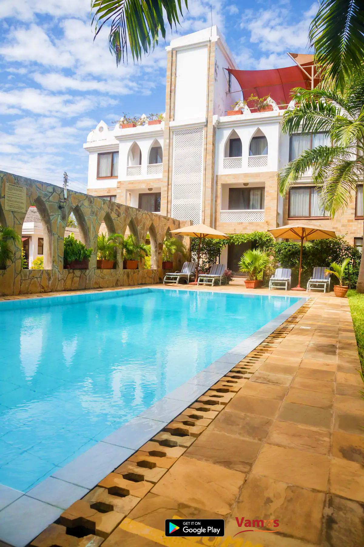 Diani Beach, Luxury 1 Bedroom from 6199 PP for 3 Days 2 Nights, self drive from 2299 per person!
