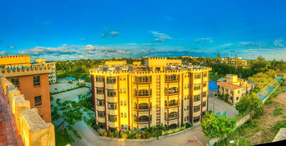 Stay at Sunset Mombasa from 1099 per person!