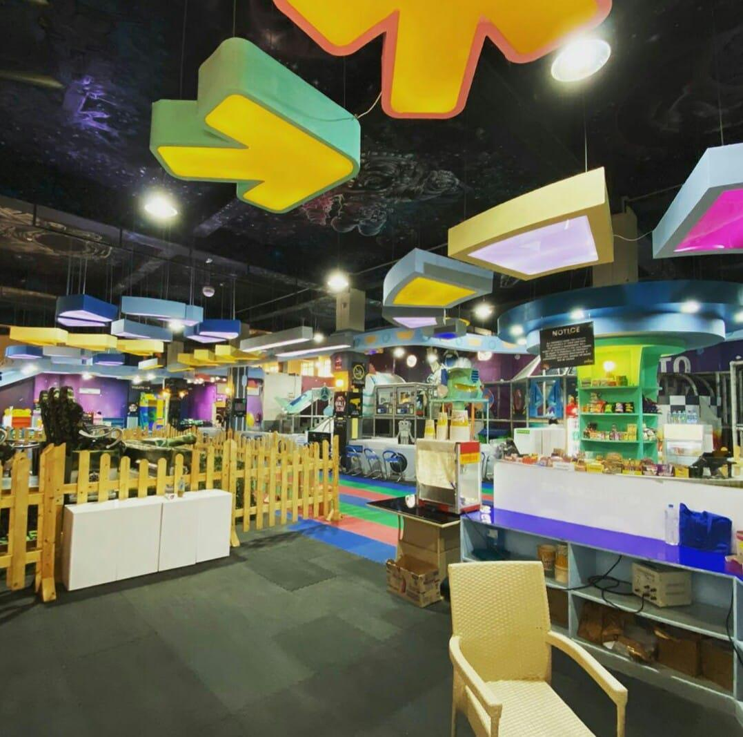 Bowl at PlayLand - NextGen Mall