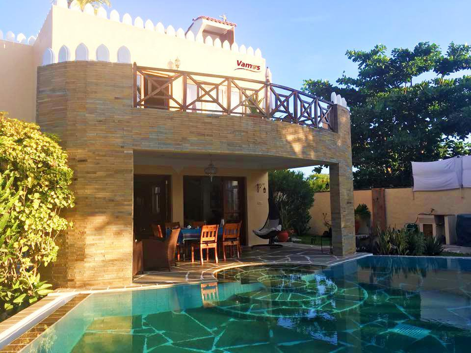 Experience Diani's elegance👌🏽 from this Luxurious 3 Bedroom Villa from only 9360 Per person for 3 Days this December & November