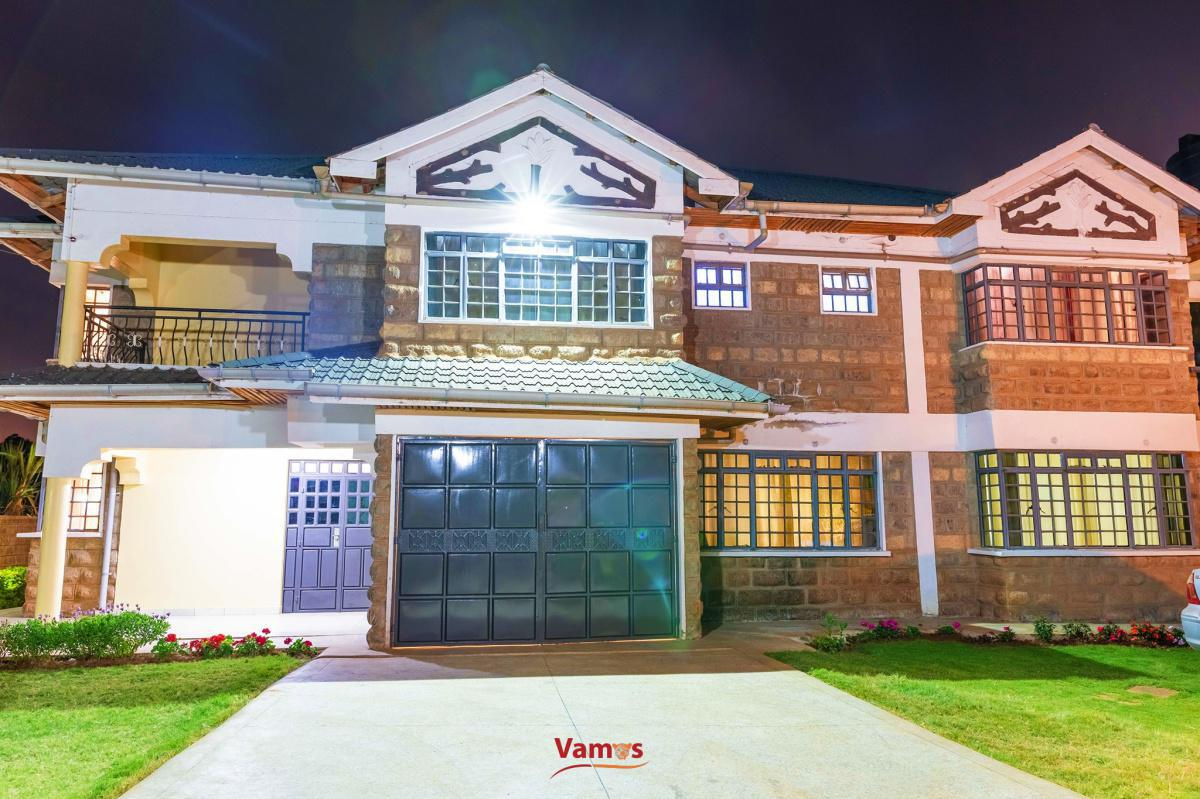 4BR Mansion in Ngong Hills, from 1250 per person