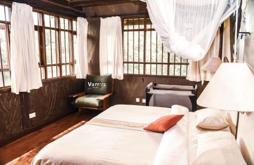 Stay in the Woods from just 1699 Per person - Naivasha