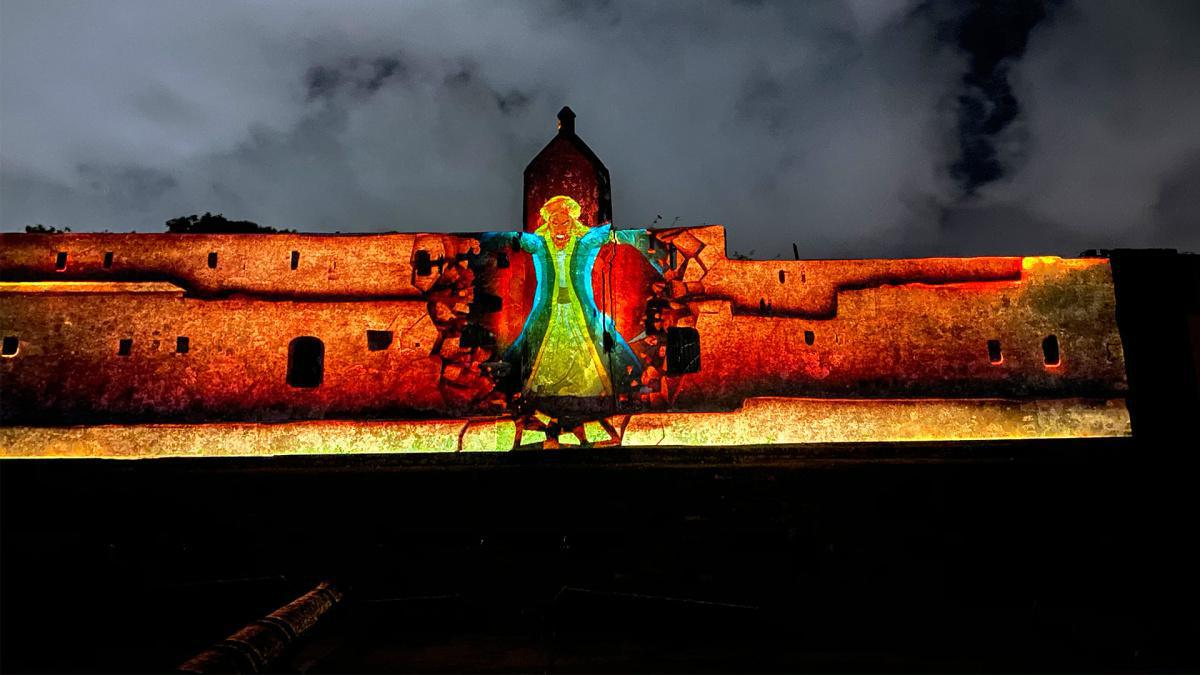 NEW! Fort Jesus Light and Sound Show!