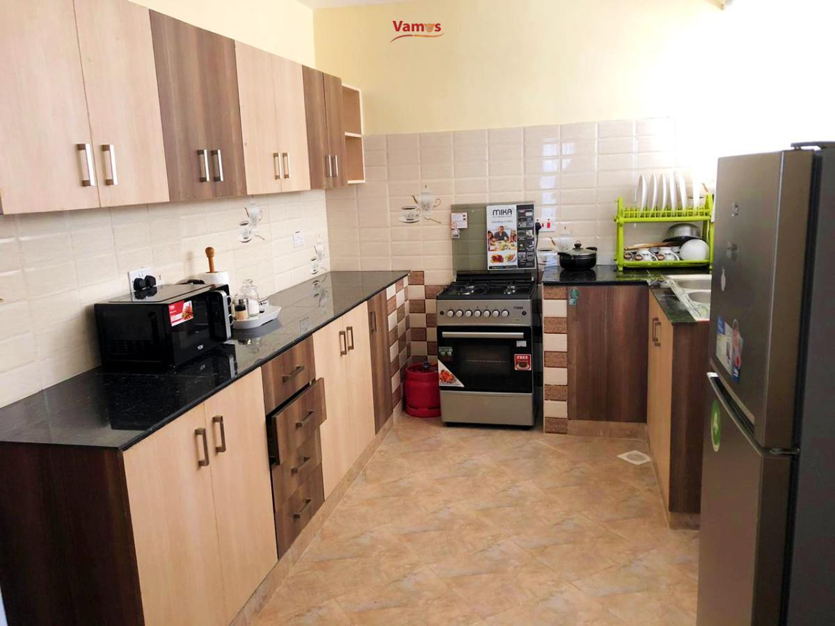 Stay in this Homely apartments in Nakuru from 1550 Per person